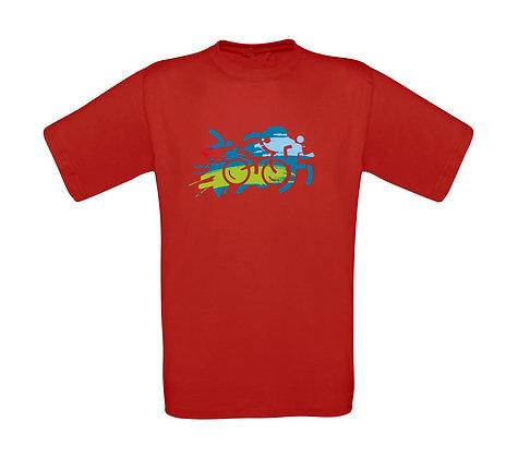 """Erwachsenen T-Shirt """"TRIATHLON"""""""