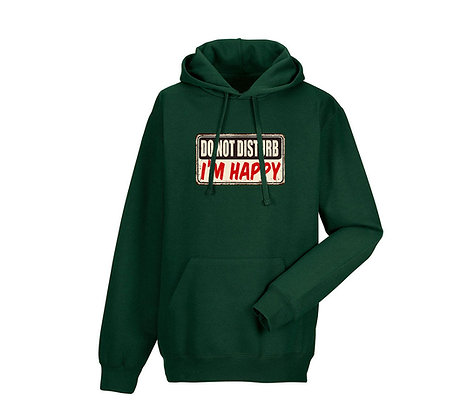 "Erwachsenen Hoodie ""DO NOT DISTURB"""
