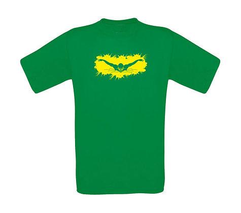 """Erwachsenen T-Shirt """"SWIM SPLASH"""""""