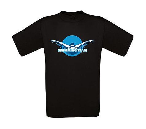 """Erwachsenen T-Shirt """"SWIMMING TEAM"""""""