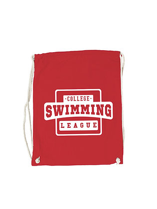 """Gymbag """"SWIMMING LEAGUE"""""""
