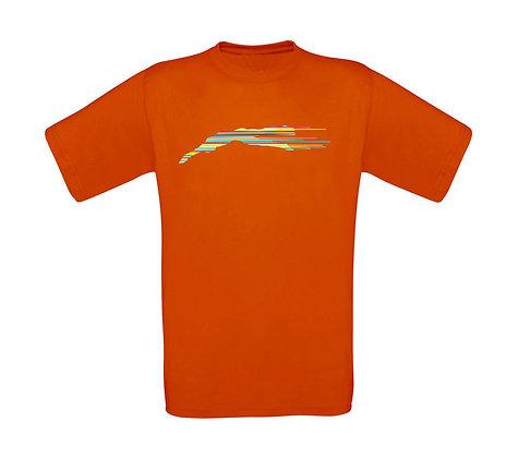 "Kinder T-Shirt ""PAINT DRIP"""