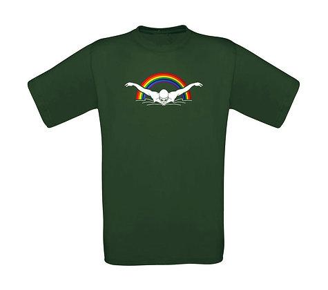 """Kinder T-Shirt """"RAINBOW SCHWIMMER"""""""