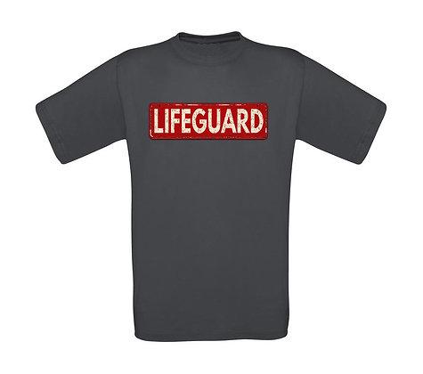 """Erwachsenen T-Shirt """"LIFEGUARD"""""""