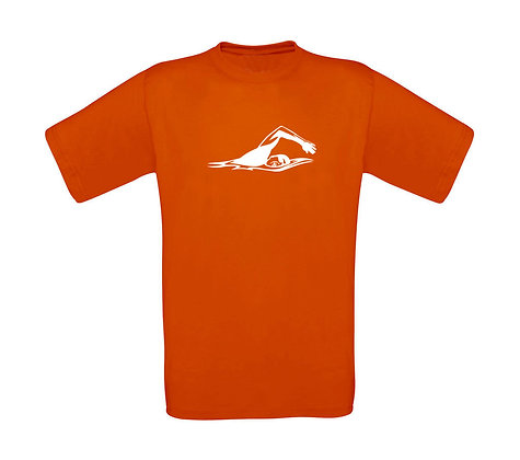 "Kinder T-Shirt ""SWIMMER LOGO"""