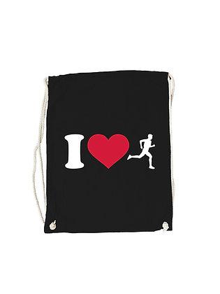 """Gymbag """"I LOVE RUNNING"""""""