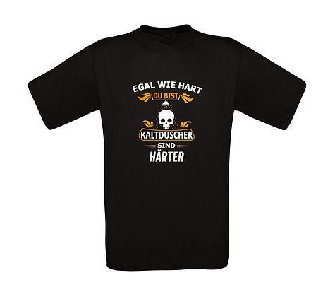 """Kinder T-Shirt """"KALTDUSCHER"""""""