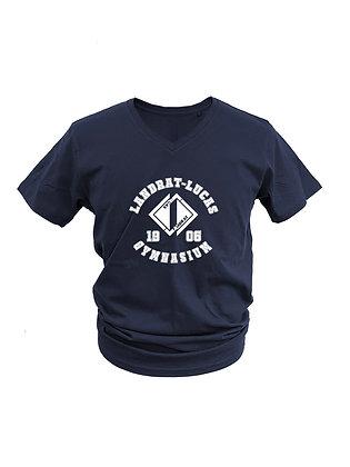 T-Shirt V-Ausschnitt Herren