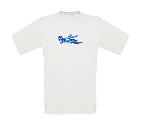"""Kinder T-Shirt """"SCHWIMMER LOGO"""""""