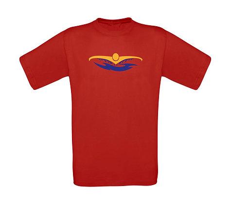 "Kinder T-Shirt ""SWIMMING LOGO"""