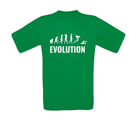 """Erwachsenen T-Shirt """"EVOLUTION"""""""