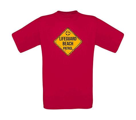 "Erwachsenen T-Shirt ""BEACH PATROL"""