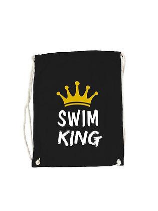 """Gymbag """"SWIM KING"""""""