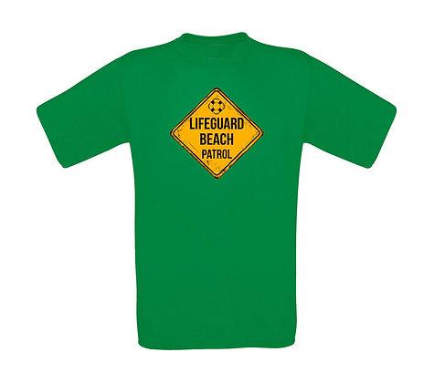 """Kinder T-Shirt """"BEACH PATROL"""""""