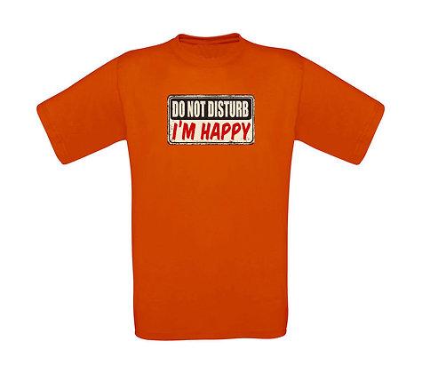 "Kinder T-Shirt ""DO NOT DISTURB"""