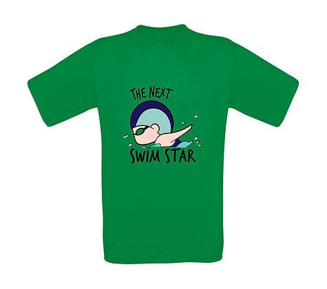 "Kinder T-Shirt ""SWIM STAR"""
