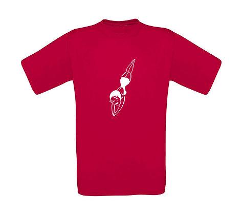 """Erwachsenen T-Shirt """"SWIM SILHOUETTE"""""""