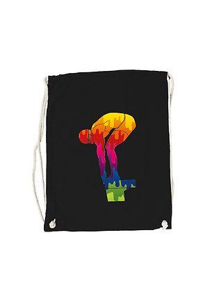 """Gymbag """"RAINBOW SPRINGER"""""""