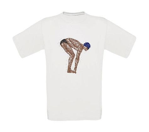 """Kinder T-Shirt """"SCHWIMMER"""""""