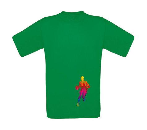 "Kinder T-Shirt ""BASKETBALL"""