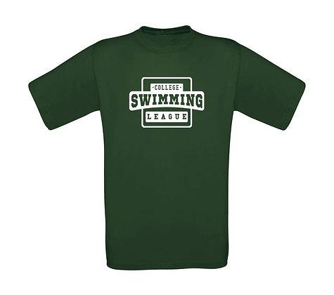 "Kinder T-Shirt ""SWIMMING LEAGUE"""