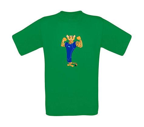 """Erwachsenen T-Shirt """"LEOPARD"""""""