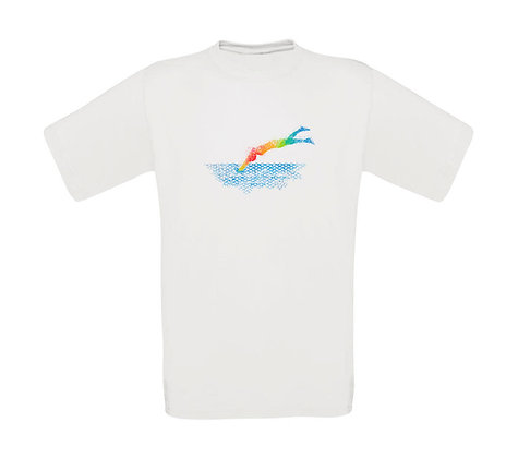 """Kinder T-Shirt """"DIVE"""""""