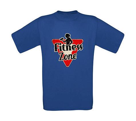 "Kinder T-Shirt ""FITNESS ZONE"""