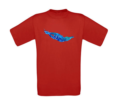 "Kinder T-Shirt ""TAUCHER"""