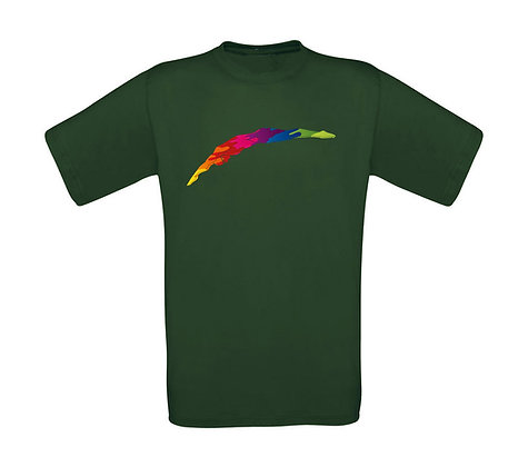 "Kinder T-Shirt ""RAINBOW DIVE"""