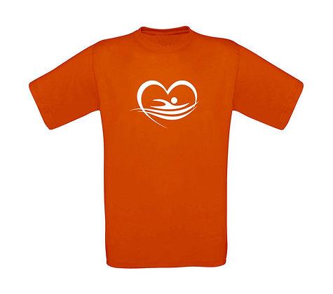 """Erwachsenen T-Shirt """"SWIM LOGO"""""""