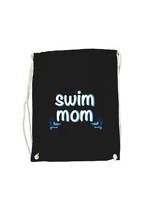 """Gymbag """"SWIM MOM"""""""