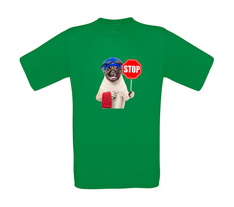 """Erwachsenen T-Shirt """"MOPS"""""""