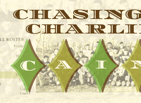Ch 2: Chasing Charlie Cain