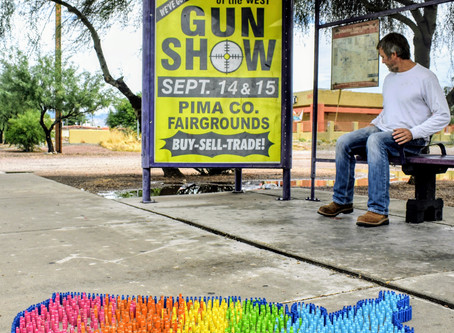 A Gun Show is a Scary Place to Take Unauthorized Photos, But I Did it Anyway