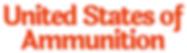 United States of Ammunition logo cropped