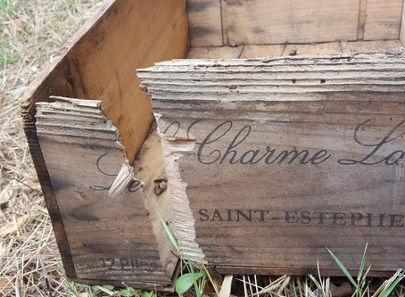 I Tripped Over a Wine Crate on a  Trail Run in the South of France