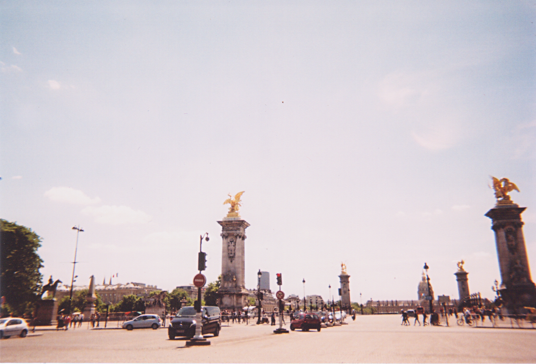 Isaac - Paris June - 2
