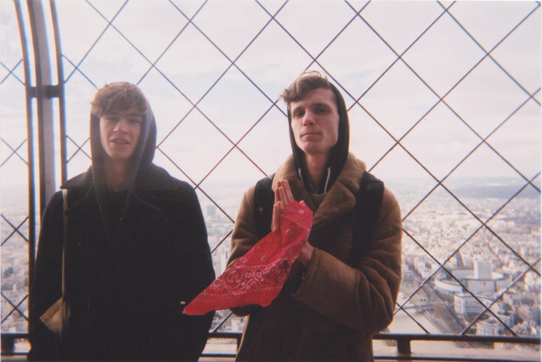 Isaac - Paris January - 4