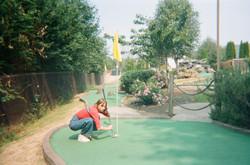 Sasha golf queen 1
