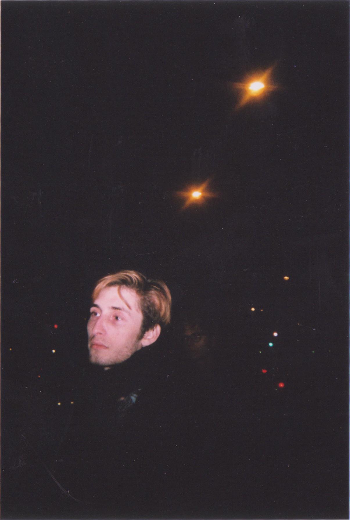 Isaac - Paris January - 16