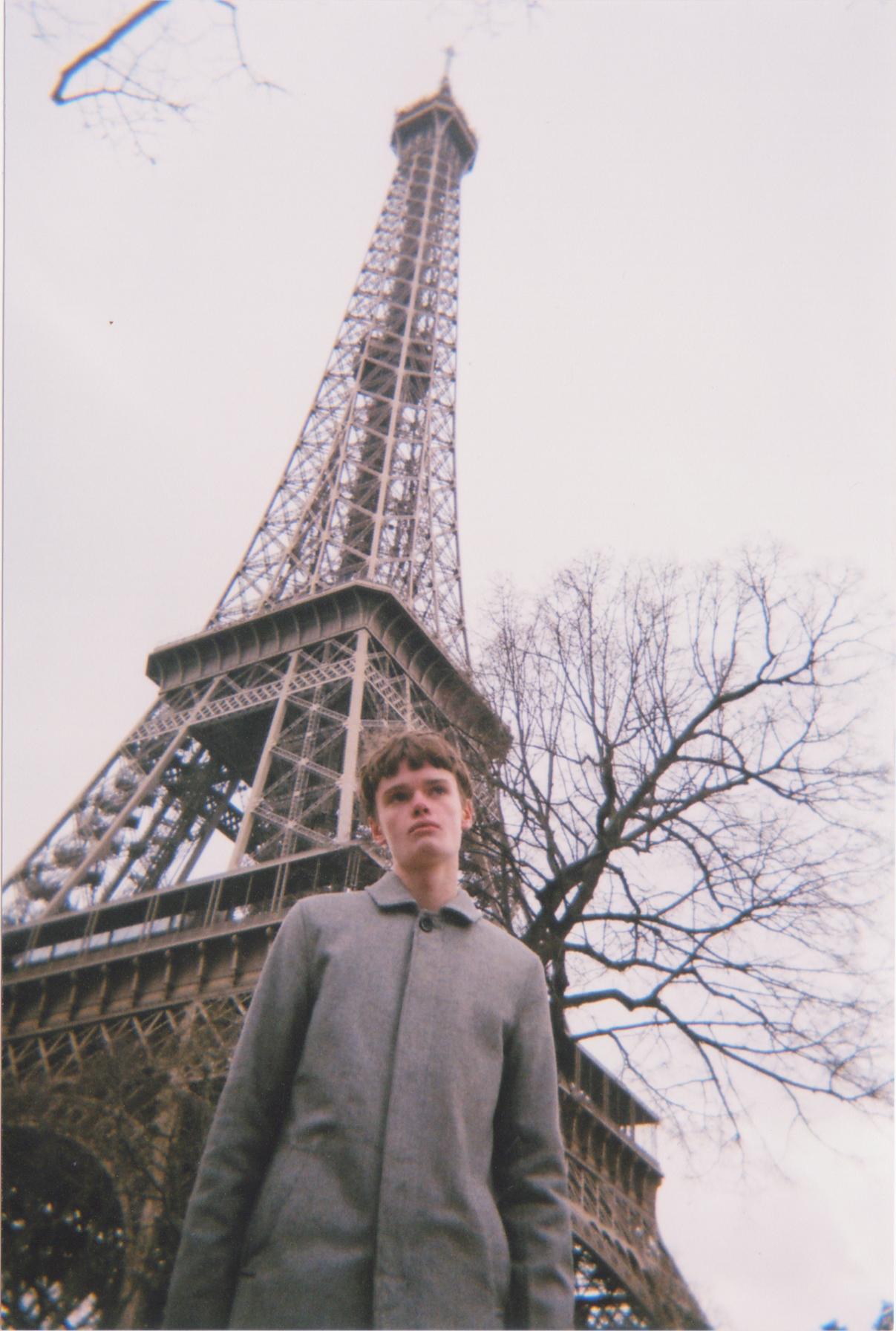 Isaac - Paris January - 1