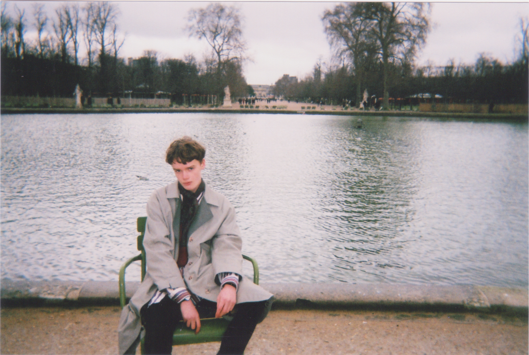 Isaac - Paris January - 6