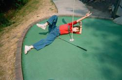 Sasha golf queen 2