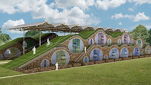 Yelland Solar Village