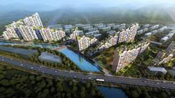Dalian Eco Town (2012)