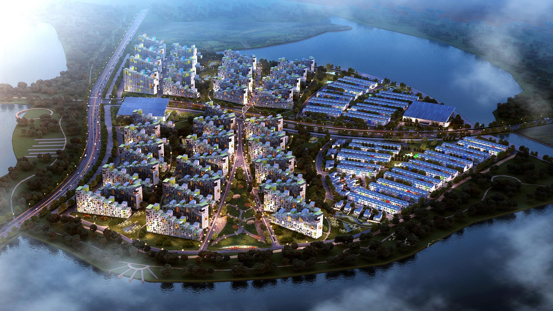 Elion Eco Town