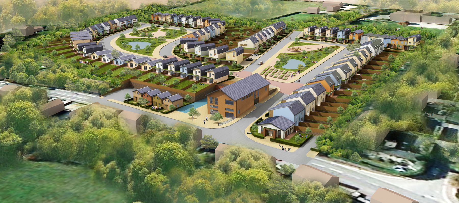 Newport Eco-village (2016)