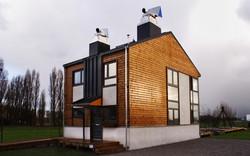 The Zero Carbon Kit House