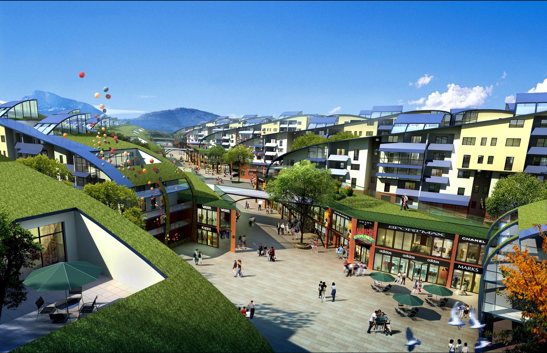 Tongshan Masterplan